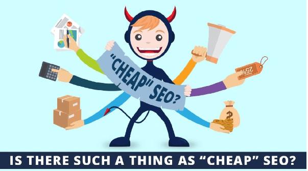 4 دلیل که نباید از سئو ارزان قیمت استفاده کنید